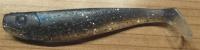 5 Stk. SHAD 9.7cm black-blue