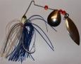 FH-Spinnerbaits blau - 014