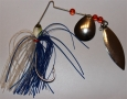 FH-Spinnerbaits blau - 014