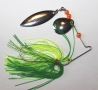 FH-Spinnerbaits grün - 014
