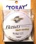 * Toray Bawo Super Hard Polyamide Plus 8lb 0.235 /150m/4.0kg